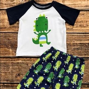 Other - Boys 1-2t monster outfit